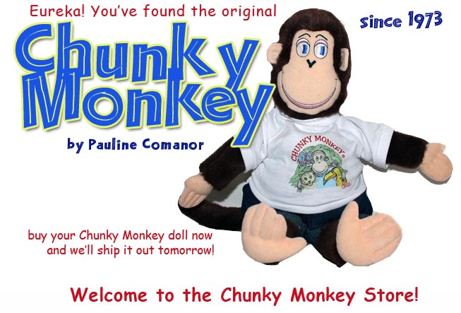 You found the original Chunky Monkey!